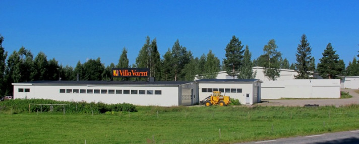 Husfabriken Villa Varm