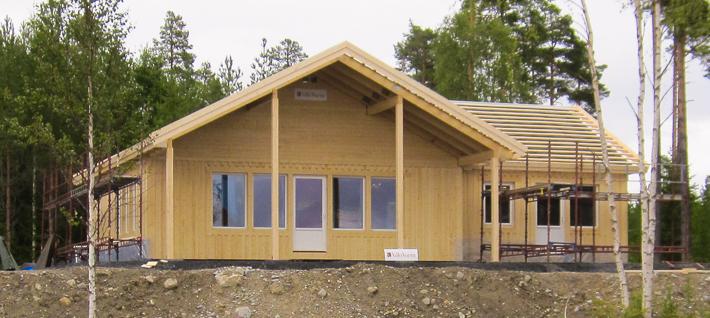 Mysig stugkänsla i Villa Strömsund