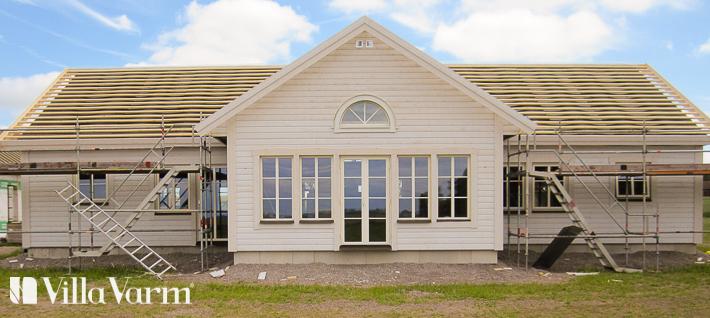 Trevligt hus med fyra sovrum i Vadstena